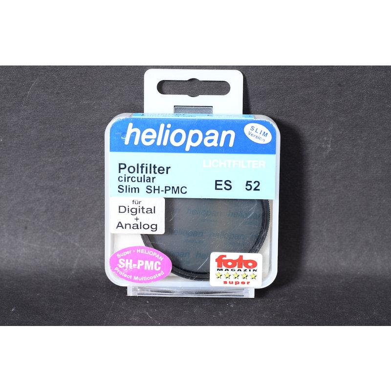 Heliopan Polfilter Zirkular SH-PMC Slim E-52