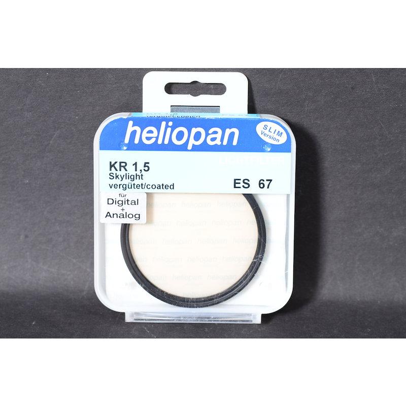 Heliopan Skylight KR 1,5 E-67