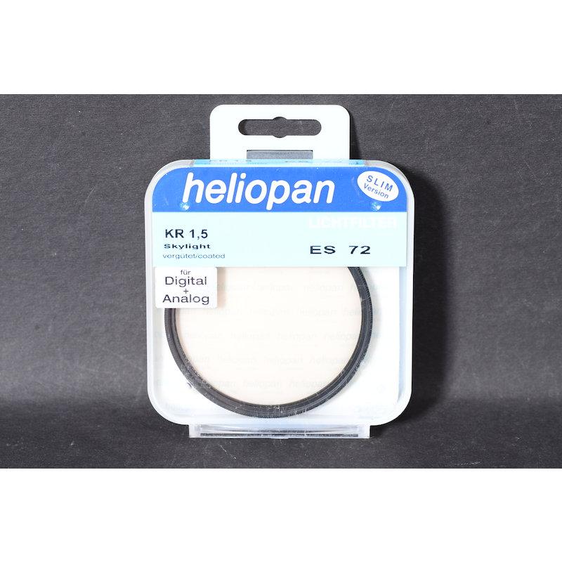 Heliopan Skylight KR 1,5 E-72