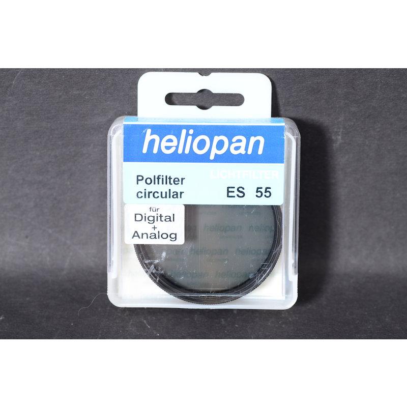 Heliopan Polfilter Zirkular E-55