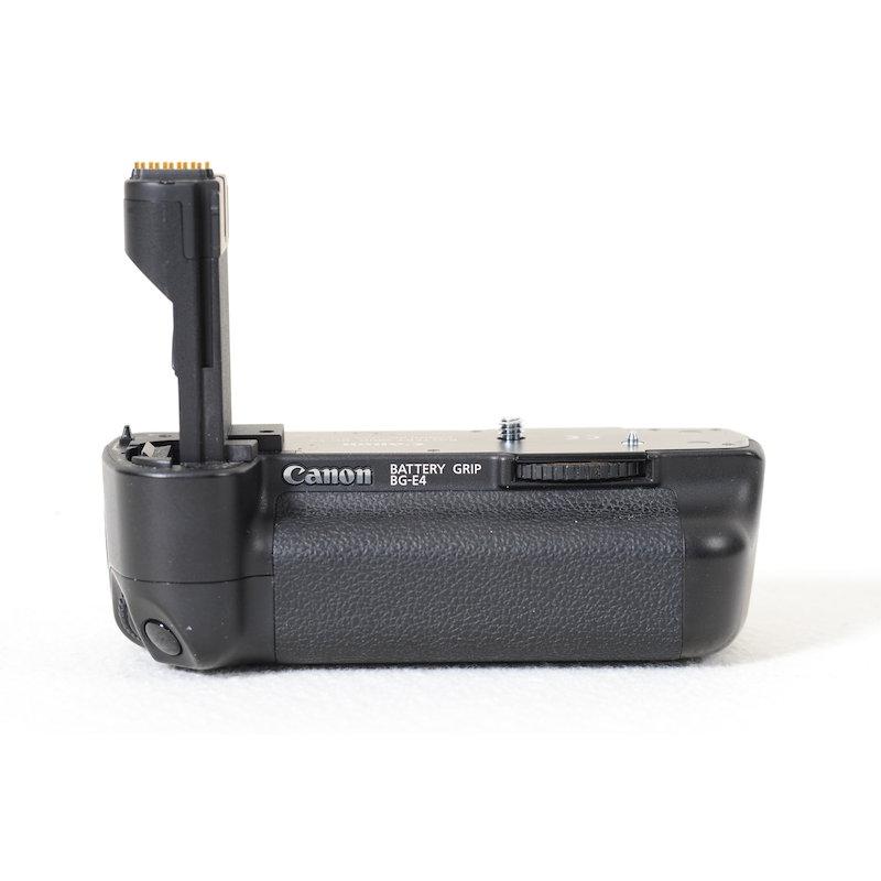 Canon Batterie-Pack BG-E4 EOS 5D