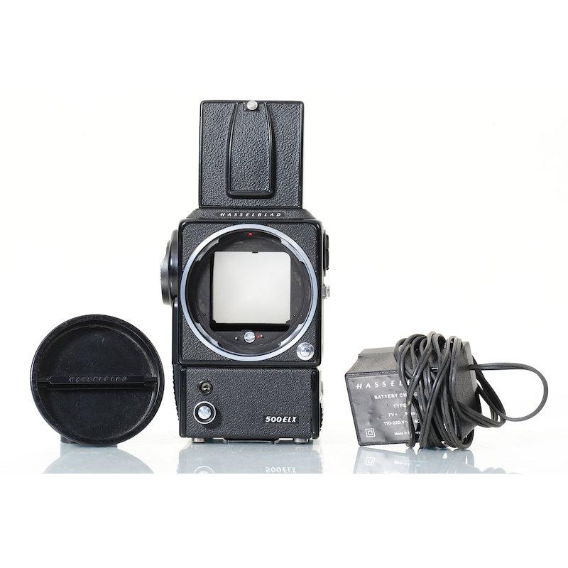 Hasselblad 500ELX Black