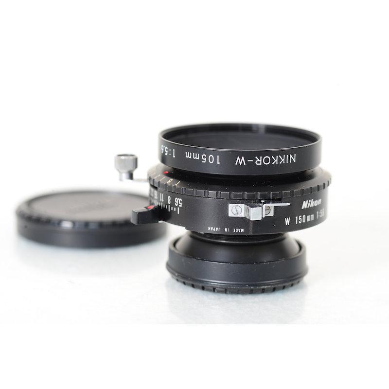Nikon Nikkor-W 5,6/105 Copal 0