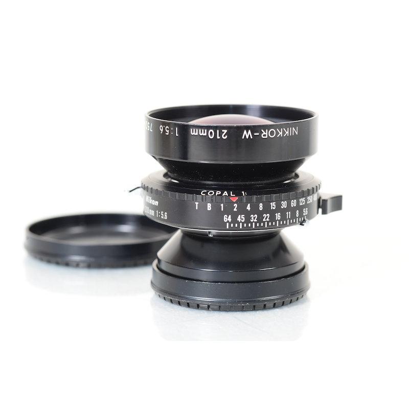 Nikon Nikkor-W 5,6/210 Copal 0