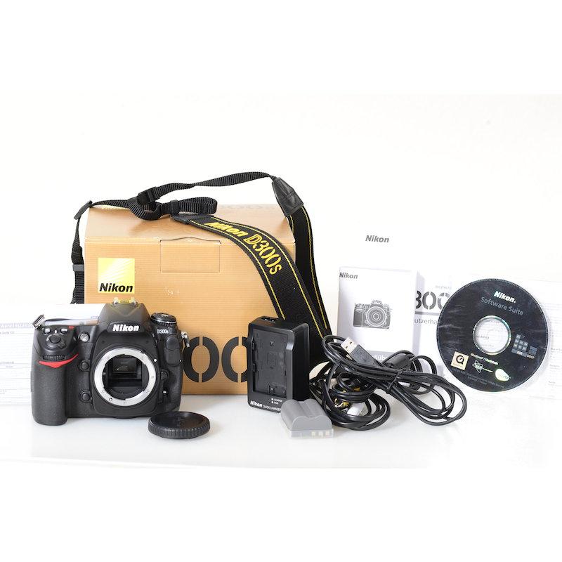 Nikon D300s (74483 Auslösungen)