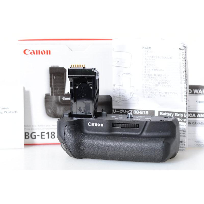 Canon Batterie-Pack BG-E18 EOS 750D
