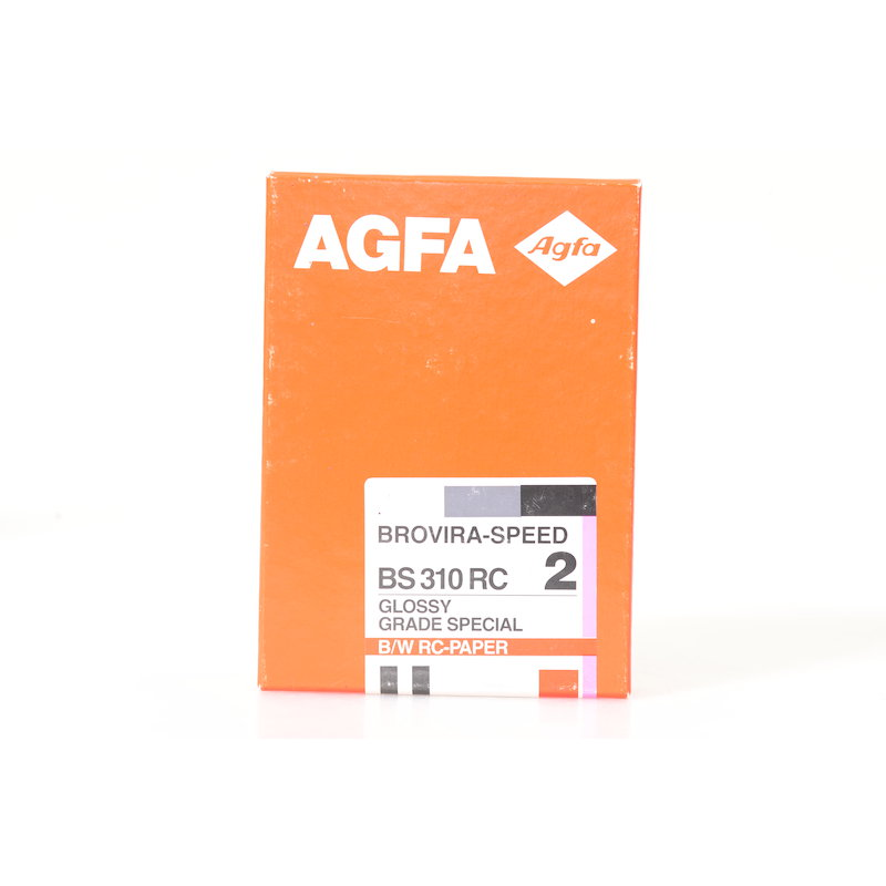 Agfa Brovira-Speed BS 310 RC 8,9x12,7/100