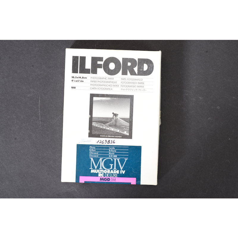 Ilford Ilfospeed Multigrade MG1M Glossy 10,5x14,8cm/100