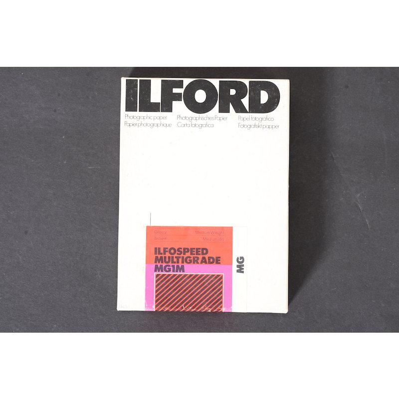 Ilford Multigrade IV RC De Luxe MGD.1M Glossy 10,5x14,8cm/50