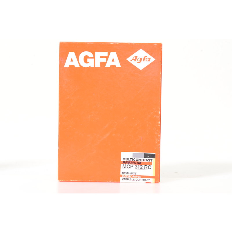 Agfa Multicontrast Premium Semi-Matt MCP 312 RC 17,8x24/75