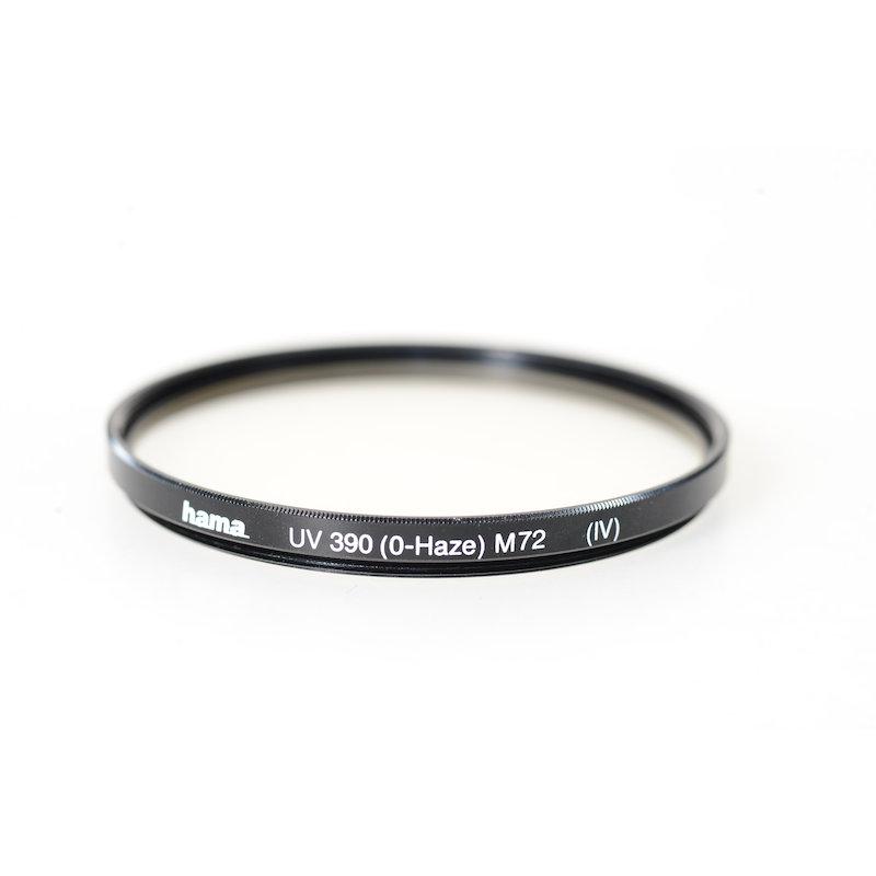 Hama UV-Filter E-72