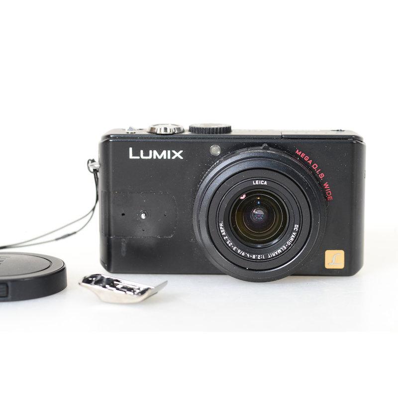 Panasonic Lumix DMC-LX2 Black