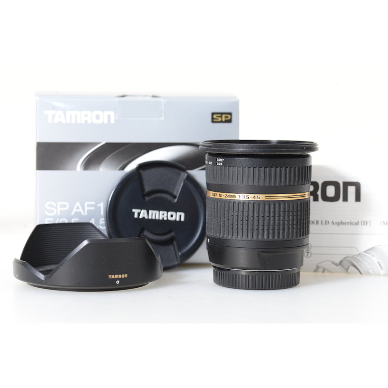 Tamron SP 3,5-4,5/10-24 LD IF DI II Sony