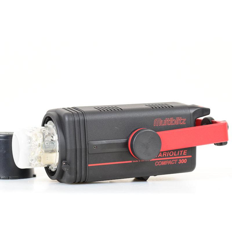 Multiblitz Variolite Compact 300 mit Standardreflektor