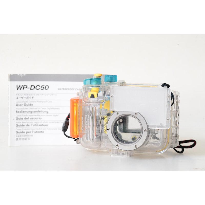 Canon Unterwassergehäuse WP-DC50