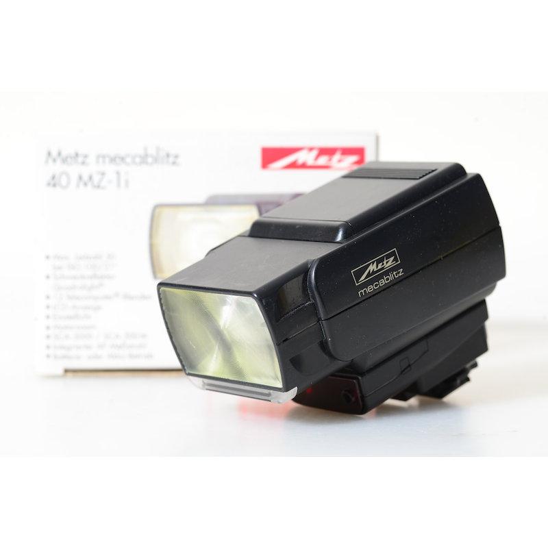 Metz Blitz 40 MZ-1i+SCA Adapter 3101