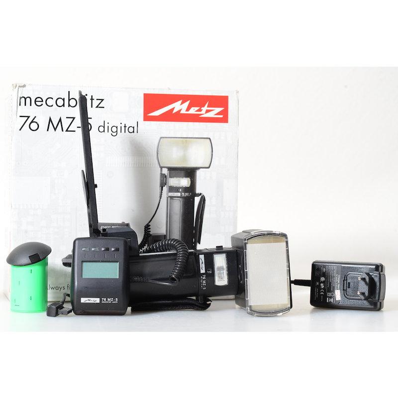 Metz Stabblitz 76 MZ-5 Digital