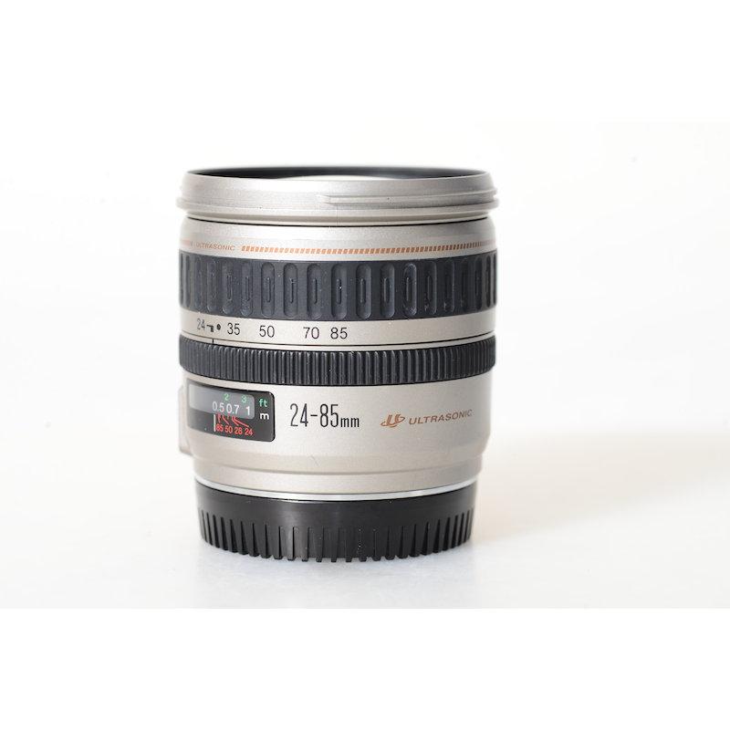 Canon EF 3,5-4,5/24-85 USM Grau