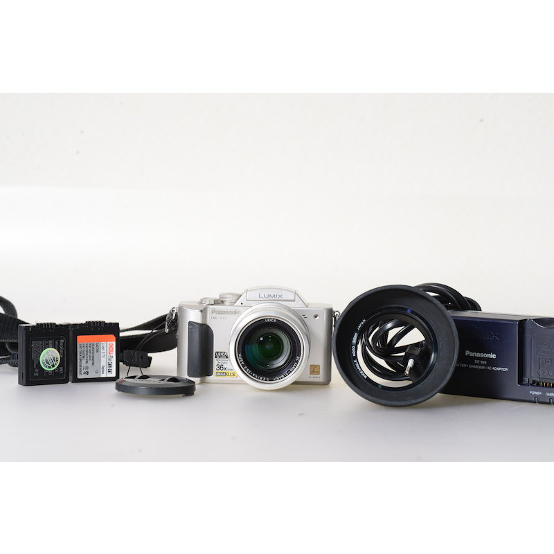 Panasonic Lumix DMC-FZ2 Silber