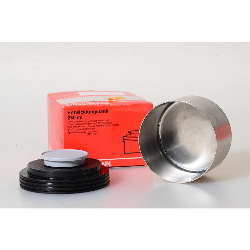 Kindermann Entwicklungstank Metall 250 ml