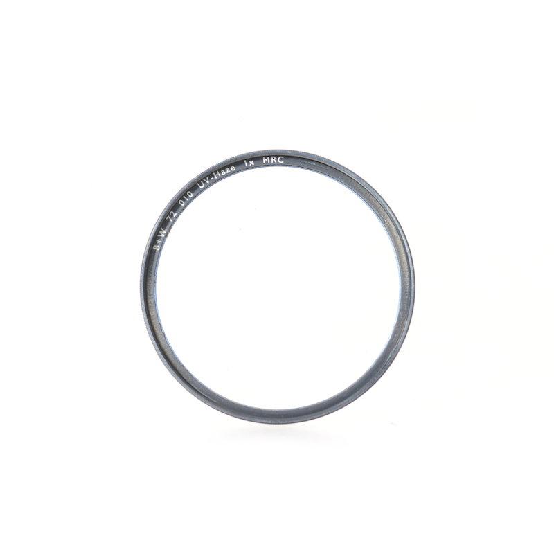 B+W UV-Filter MRC E-72