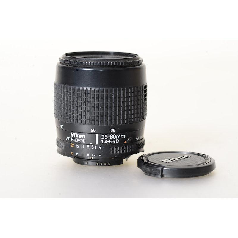 Nikon AF 4,0-5,6/35-80 D