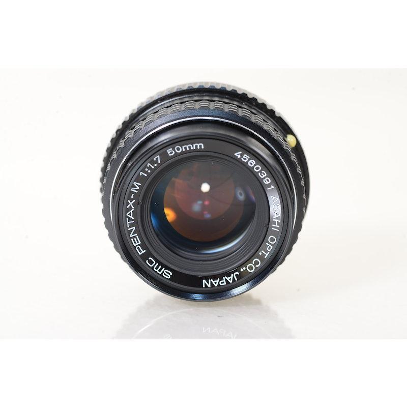 Pentax SMC-M 1,7/50