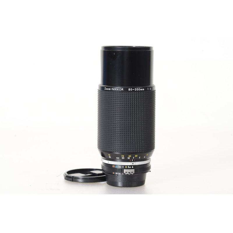 Nikon Ai/S 4,0/80-200