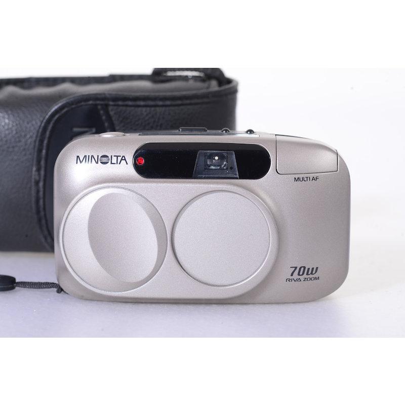 Minolta Riva Zoom 70W