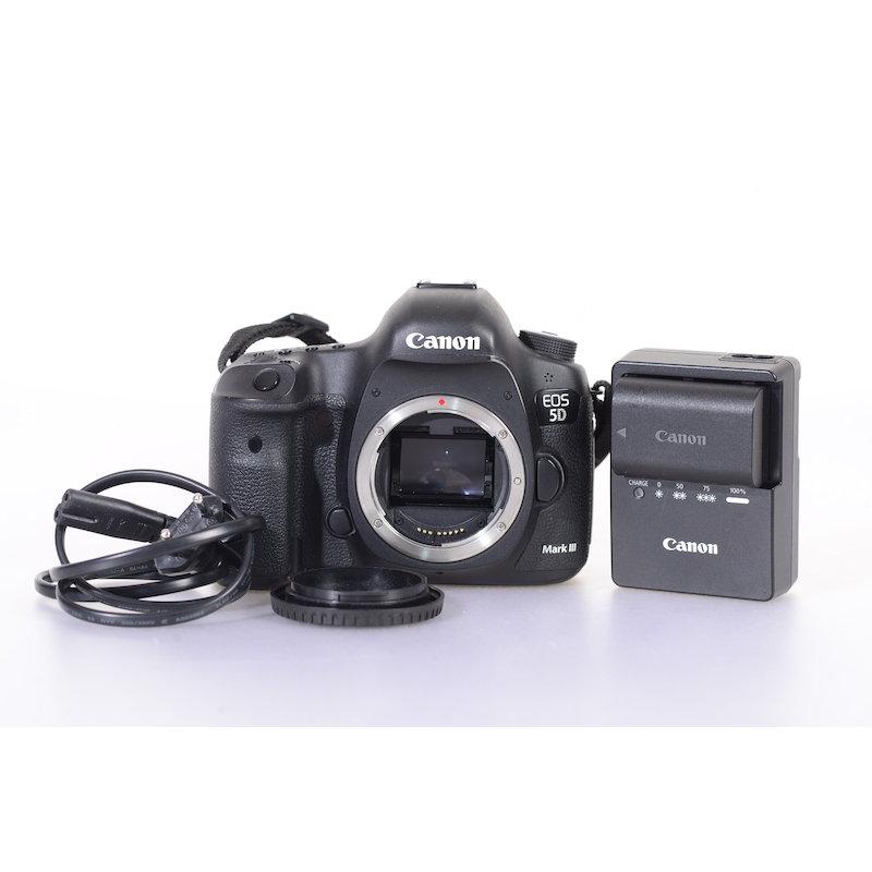 Canon EOS 5D III (ca. 99000 Auslösungen)