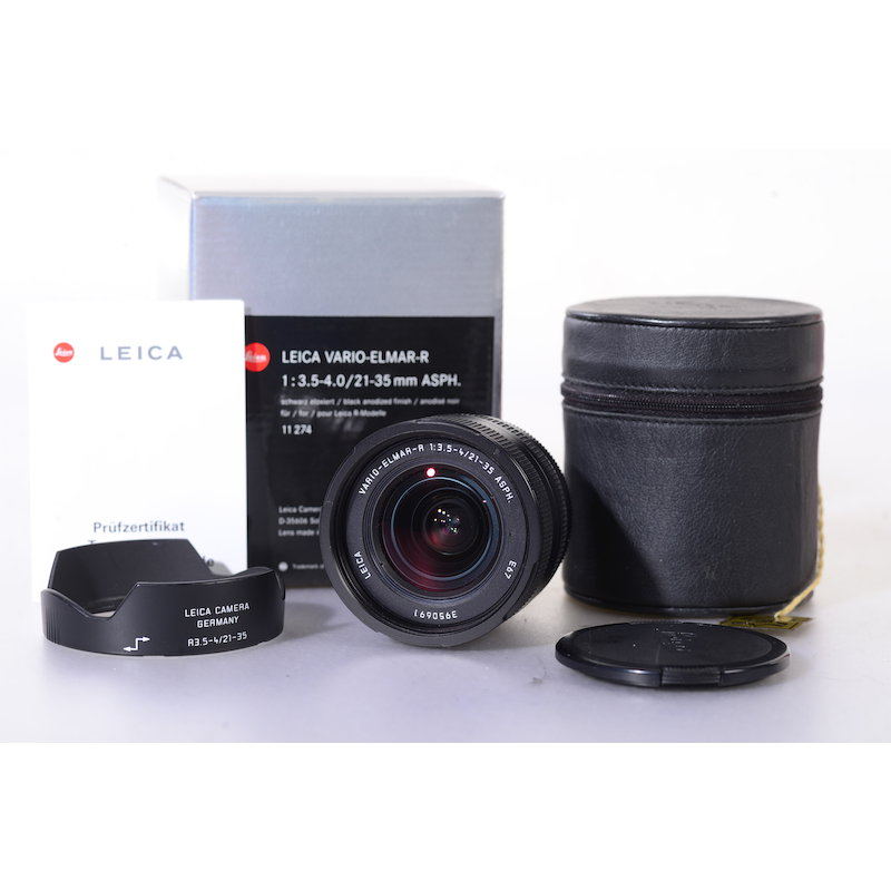 Leica Vario-Elmar-R 3,5-4,0/21-35 ASPH. ROM #11274