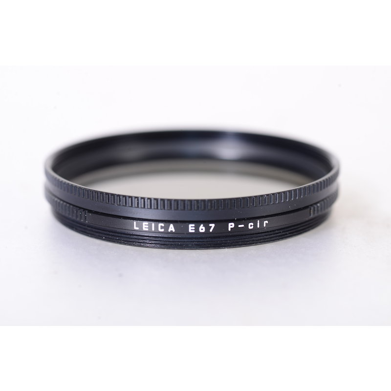 Leica Polfilter Zirkular E-67 #13407