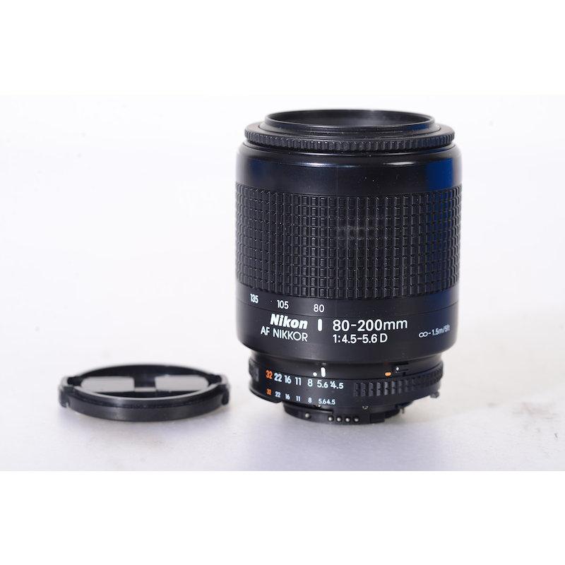 Nikon AF 4,5-5,6/80-200 D