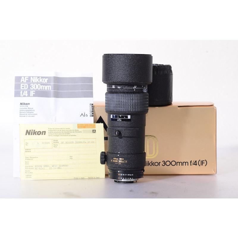 Nikon AF 4,0/300 IF ED