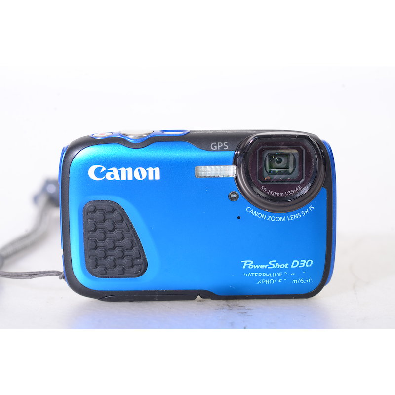 Canon Powershot D30 (Ungeprüft/Defekt?)