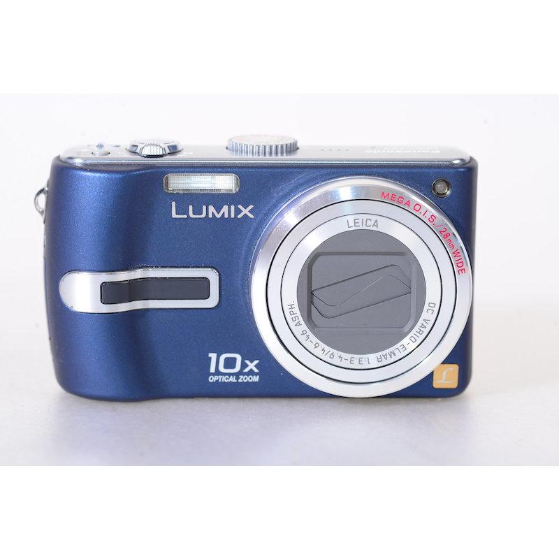 Panasonic Lumix DMC-TZ3 (Ungeprüft/Defekt?)