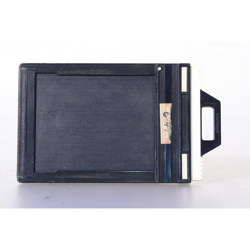 Fidelity Planfilmkassette Astra 4x5