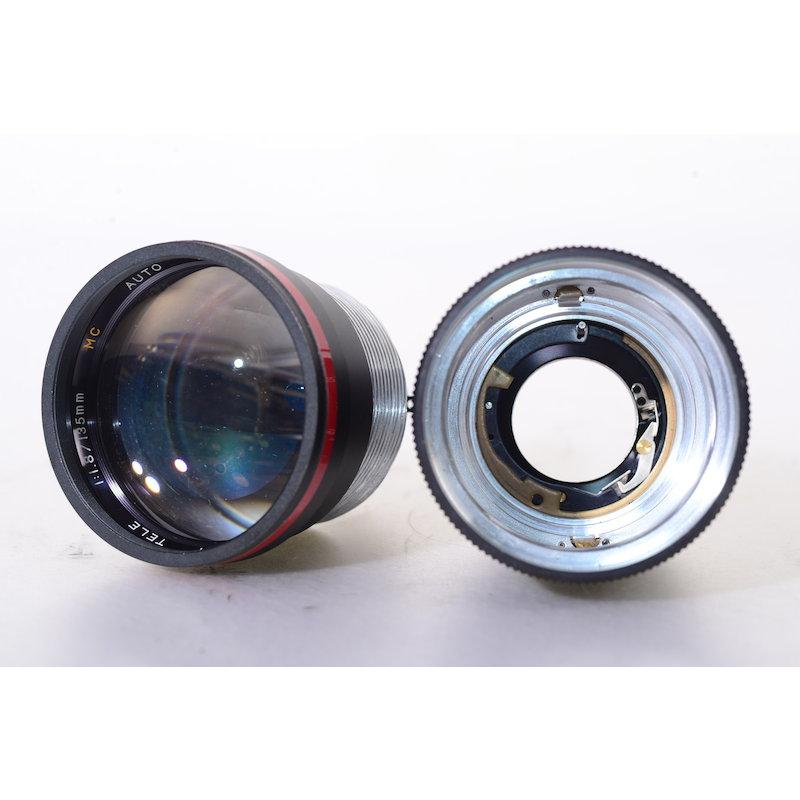 Porst Auto MC 1,8/135 M42