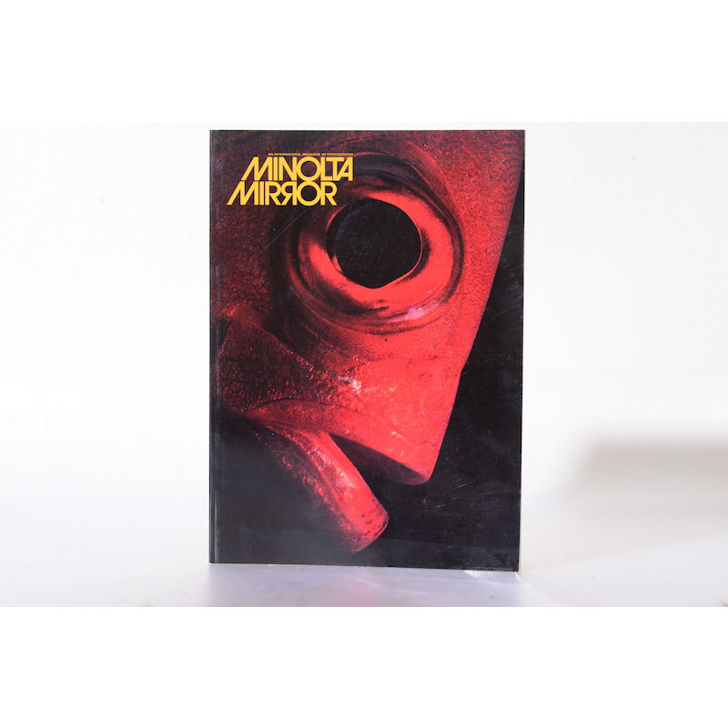 Minolta Mirror 1986 - An international Magazine of Photography