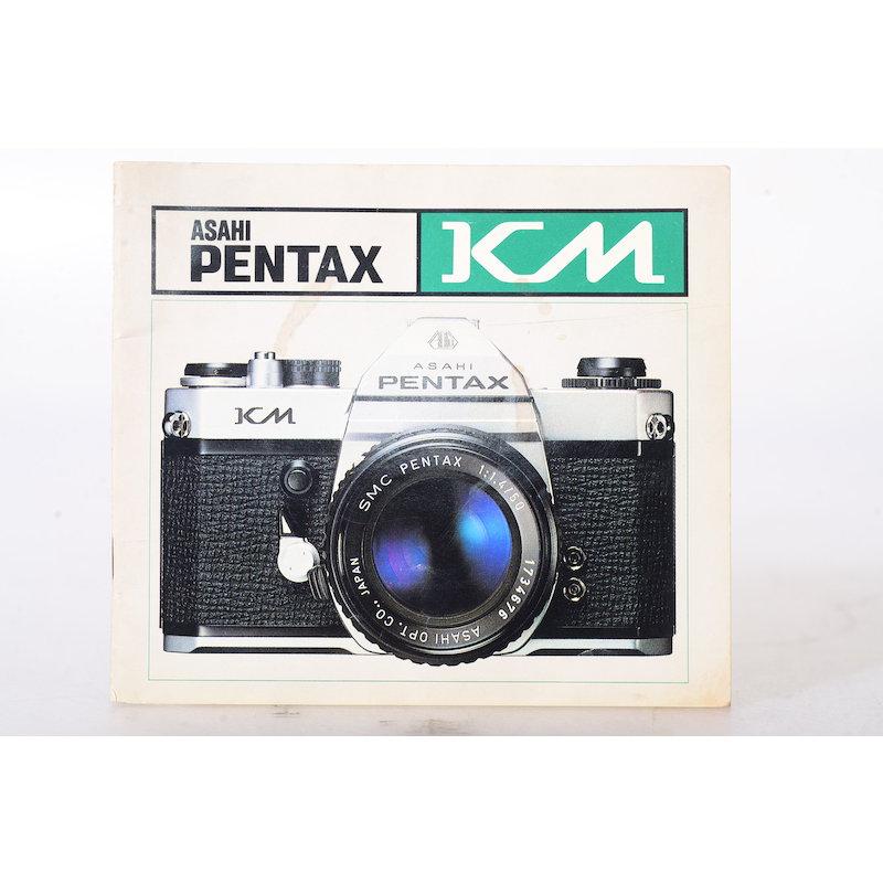 Pentax Anleitung KM