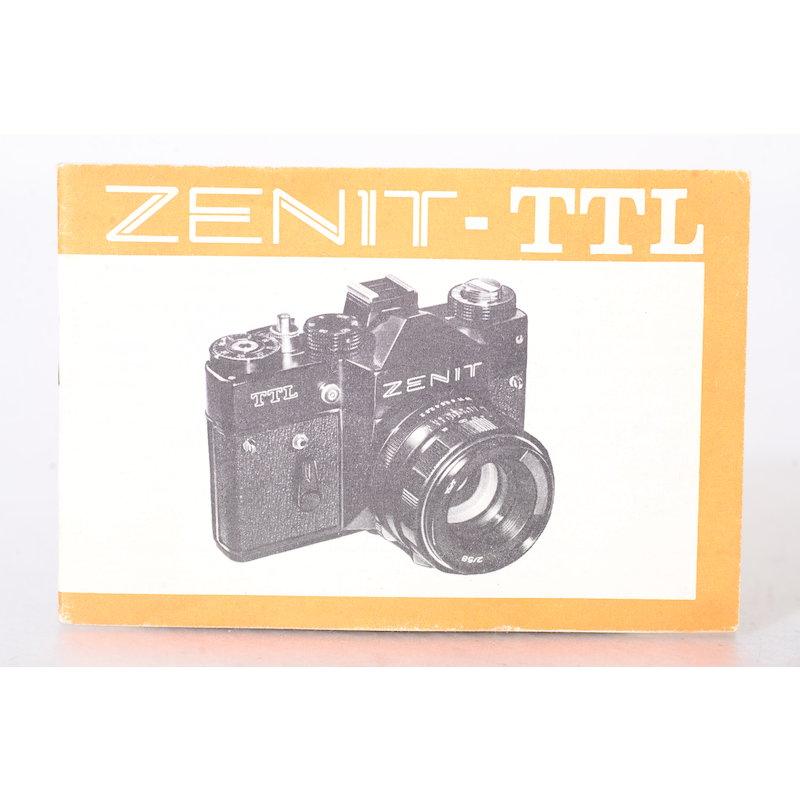 Zenit Anleitung Zenit TTL