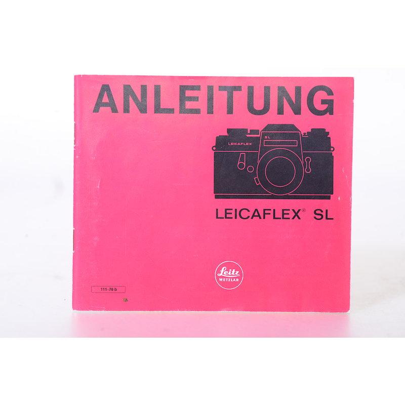 Leica Anleitung Leicaflex