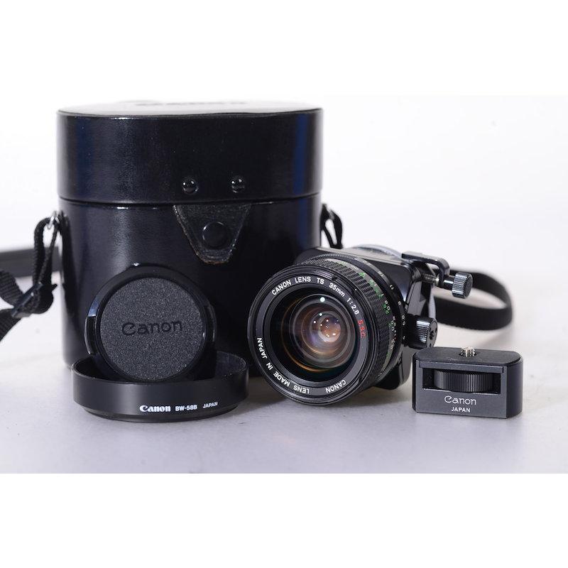 Canon TS 2,8/35 Shift S.S.C.