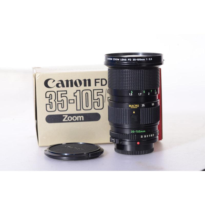 Canon FD 3,5/35-105 Makro