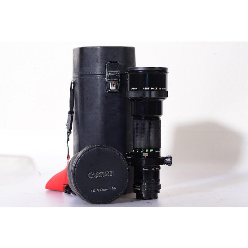 Canon FD 4,5/400