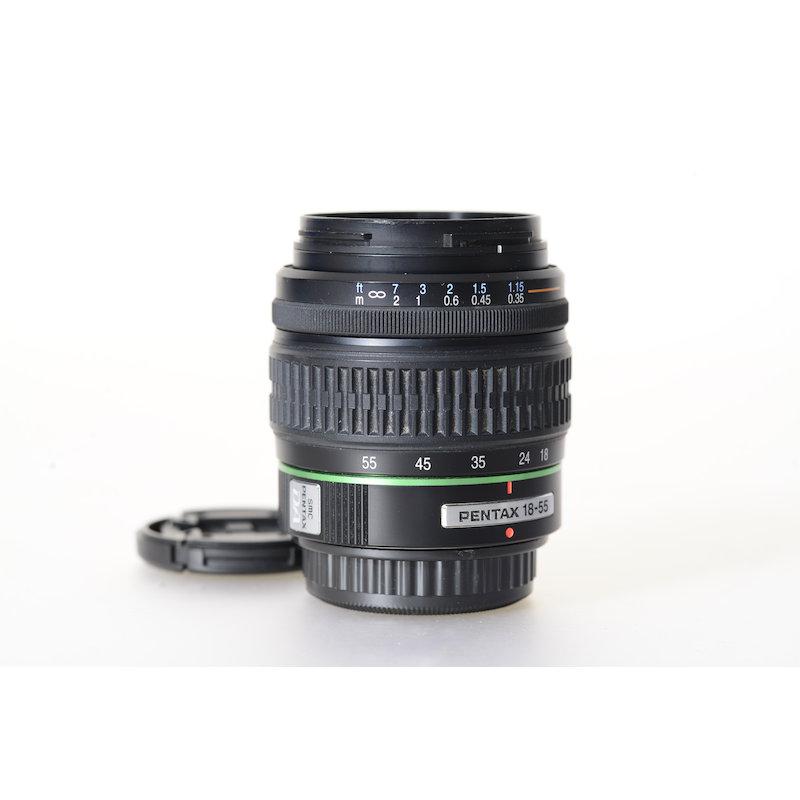 Pentax SMC-DA 3,5-5,6/18-55 AL