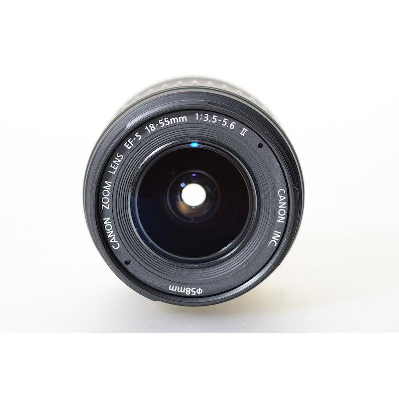 Canon EF-S 3,5-5,6/18-55 II