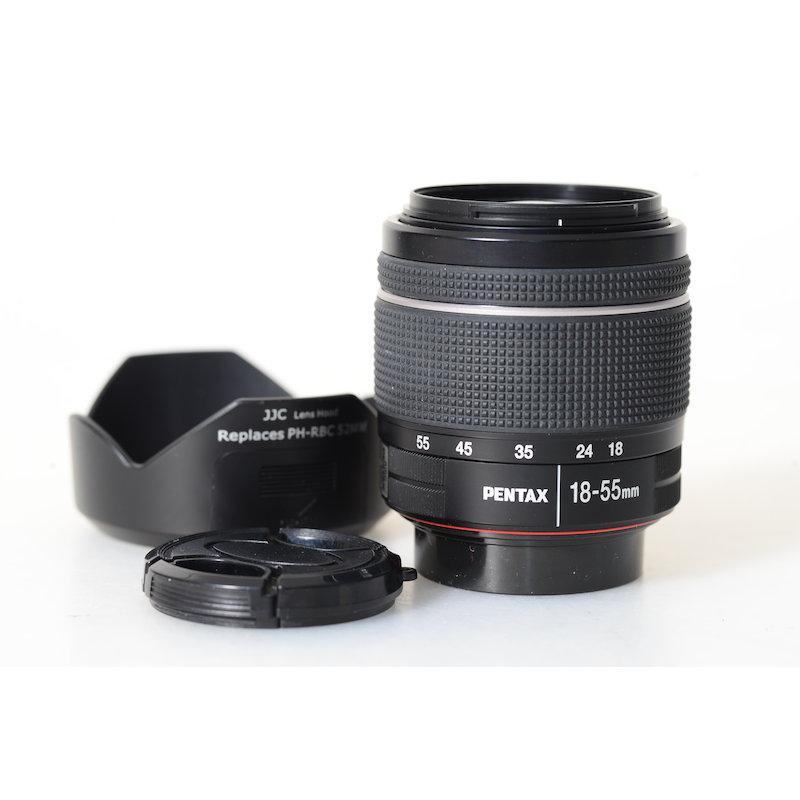 Pentax SMC-DA L 3,5-5,6/18-55 AL WR