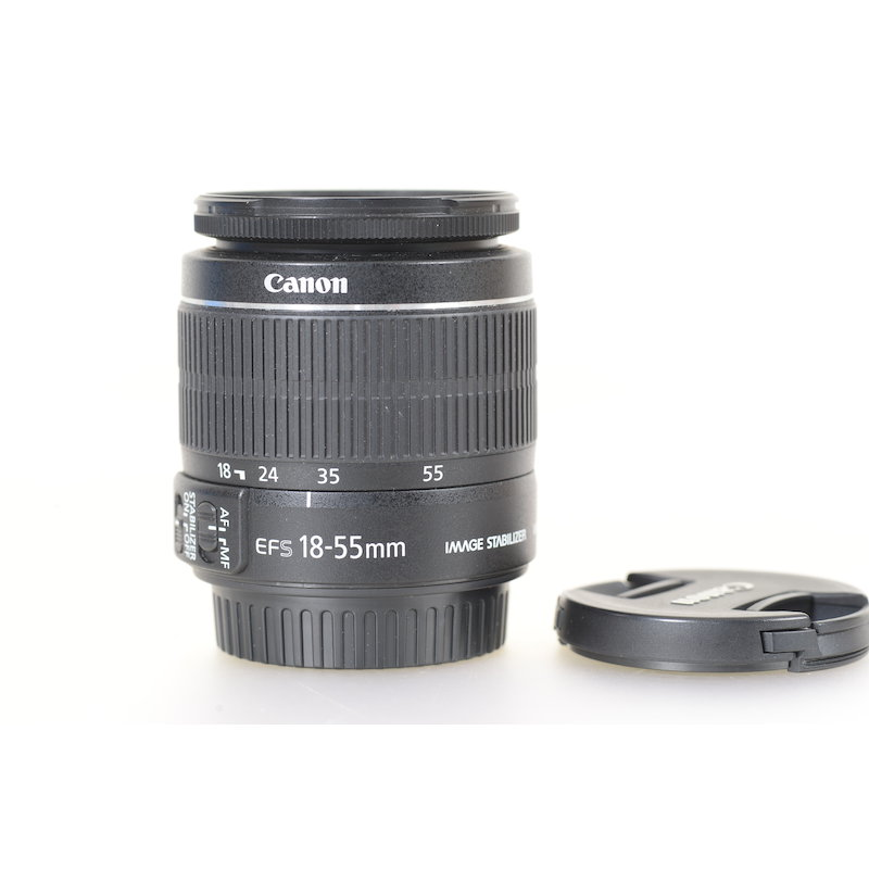 Canon EF-S 3,5-5,6/18-55 IS