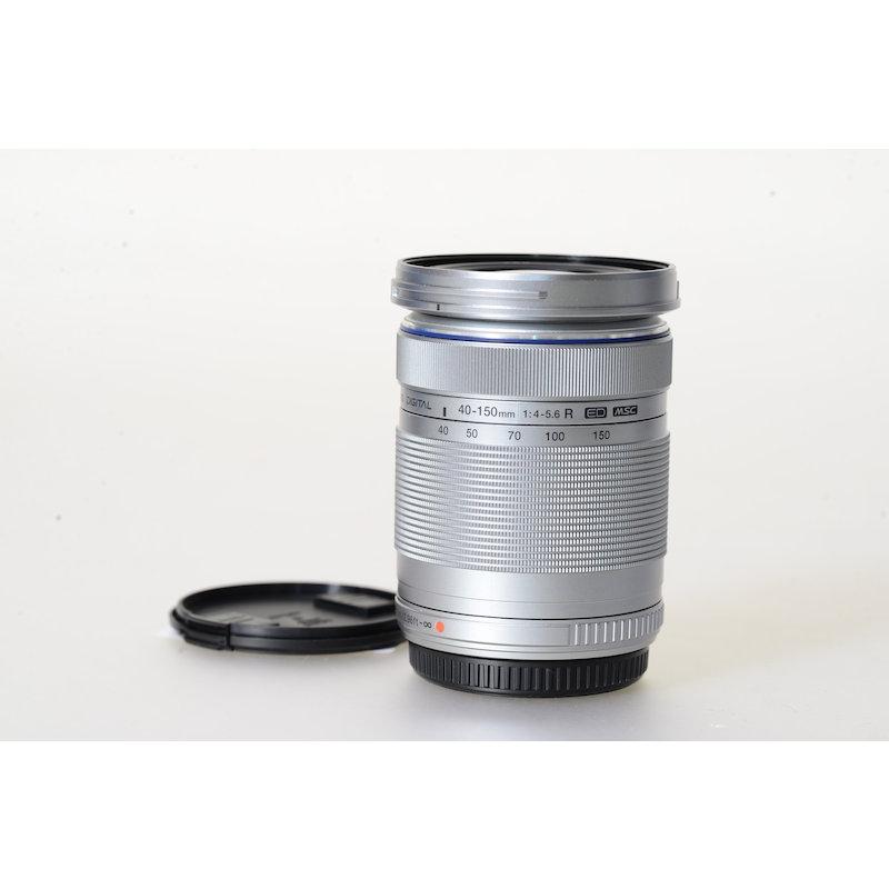 Olympus M.Zuiko Digital 4,0-5,6/40-150 ED MSC R Silber